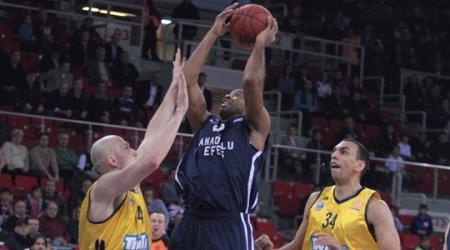 Anadolu Efes, Alba Berlin'i 71 - 62 mağlup ederek ikinci galibiyetini aldı