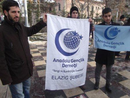 Anadolu Gençlik Derneği: ABD askerlerinin eylemi ne ilk ne de son alacak