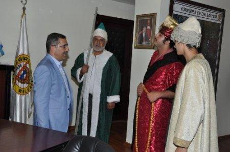 'Anadolu'nun kandilleri' Yüreğirlilerle buluşacak