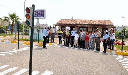 Antalya'da 22 bin çocuk trafik eğitimi aldı