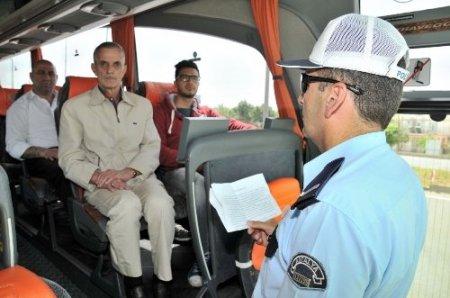 Antalya'da turizm sezonu boyunca güvenlik önlemleri artırıldı