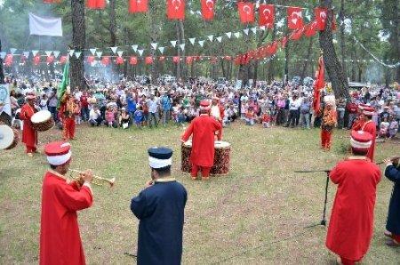 Antalya'da yaşayan Konyalılar pilav gününde buluştu