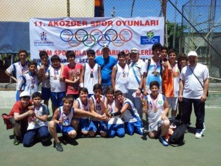 Antlaya'da Spor Oyunları heyecanı