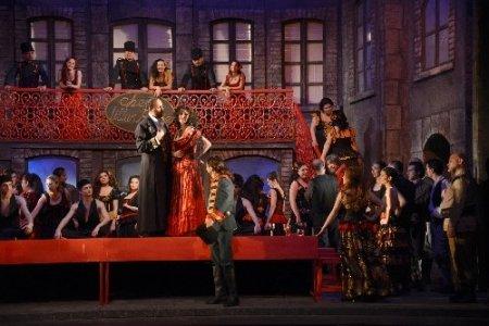 Aspendos Festivali, 'Carmen' operası ile kapanacak