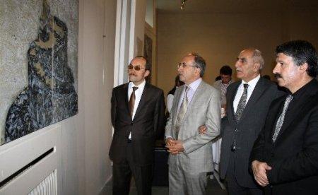 Atatürk Üniversitesi'nden Babil sergisi