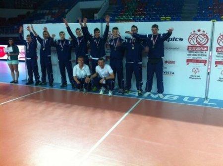 Avrupa Karma Voleybol ve Basketbol Şampiyonası sona erdi