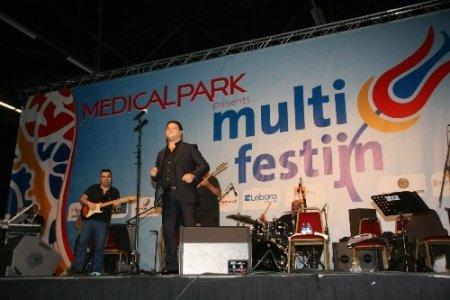 Avrupa'nın en büyük aile festivali 7. Multifestijn Kültür Şöleni sona erdi