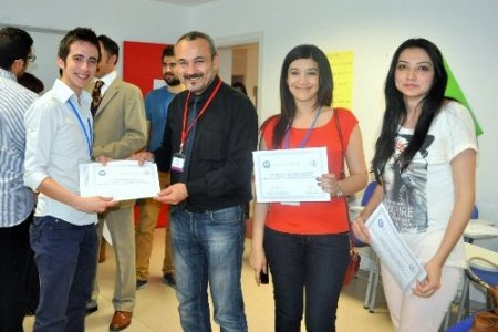 Avukat adayları uzlaştırmacı semineri aldı