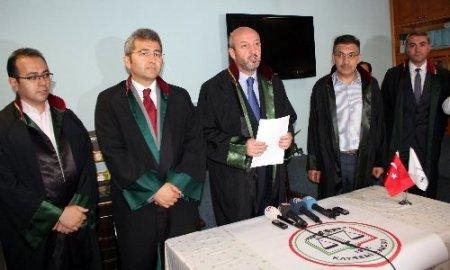 Avukatlar, Kamulaştırma Kanunu'ndaki değişikliği Cumhurbaşkanı'na şikayet etti
