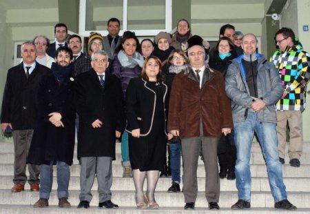 Aydın Gönüllü Eğitimciler Derneği Avrupalı misafirlerini ağırladı