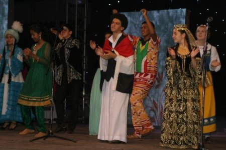 Aydın'da Türkçe Olimpiyatları coşkusu