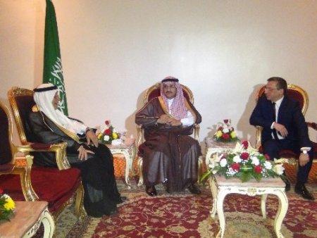 Azerbaycan Cumhuriyet Bayramı Suudi Arabistan'da kutlandı