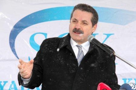 Bakan Çelik: Terörle mücadele azimle devam ediyor