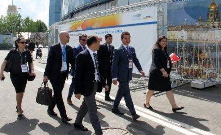Bakan Kılıç Rusya'da konuştu: İstanbul olimpiyatlara hazır (Özel)