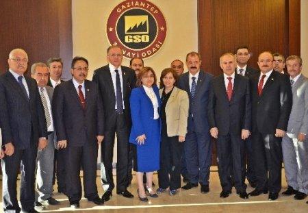 Bakan Şahin: Son 20 günde Anadolu sermayesinin ne kadar güçlendiğini gördük