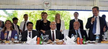 Bakan Şimşek: Gezi Parkı eylemleri yatırımcıları tedirgin etti