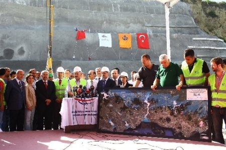 Bakan Yıldırım: Boğaz Köprüsü'ndeki çalışma Marmaray bittikten sona başlayacak