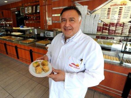 Baklavacı Nejat Güllü: New York'a Türk simidi yediriyoruz