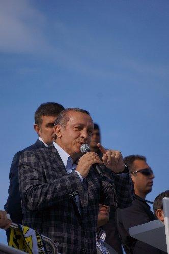 Başbakan Erdoğan: Bu eylemlere son verilmesini özellikle rica ediyorum