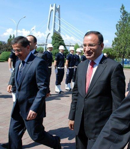 Başbakan Yardımcısı Bozdağ: Gezi Parkı'nı herkesin doğru okuması gerekiyor
