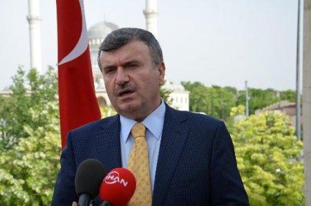 Başkan Akyürek: Türkçe Olimpiyatları dünya kardeşliğine katkı sağlıyor