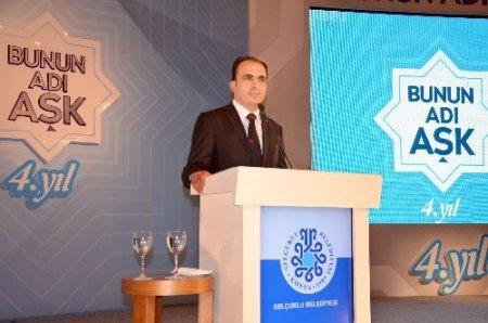 Başkan Altay görevde bulunduğu 4 yılı özetledi: İşimizi aşkla yapıyoruz