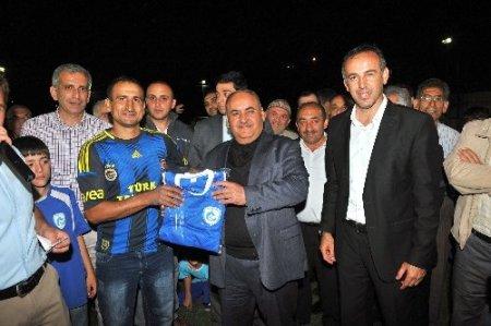 Başkan Can, Karabekir Spor Kulübü'nün kaynaşma gecesine katıldı