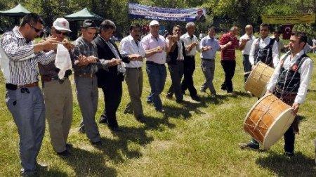 Başkan Yaşar, Çankırı yayla şenliklerinde