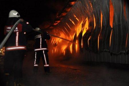 Başkent'teki yangınların yarısı tedbirsizlik ve ihmalden kaynaklanıyor