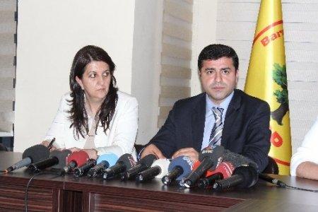 BDP heyeti İmralı'dan Öcalan'ın mesajını getirdi