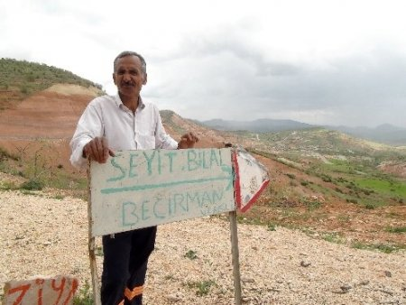 Becirman köylüleri, isim değişikliğinin hızlandırılmasını istiyor