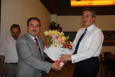 Belediye Başkanı'ndan Müftü'yü sevindiren sürpriz