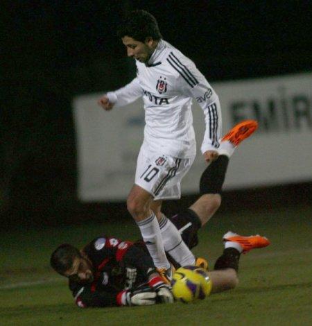 Beşiktaş, Adanaspor ile 1-1 berabere kaldı