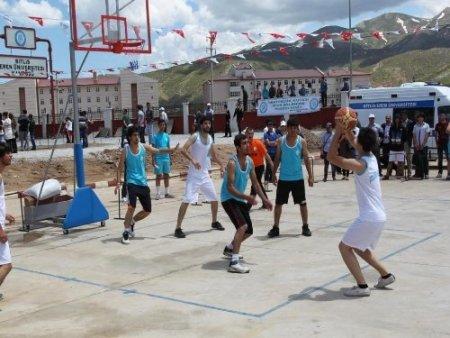 BEÜ'de Spor şenlikleri ilklerle devam ediyor