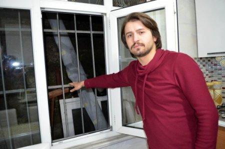 Bir gece ansızın kapınızı hırsız çalabilir