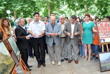 'Bir zamanlar Kozan' sergisi açıldı