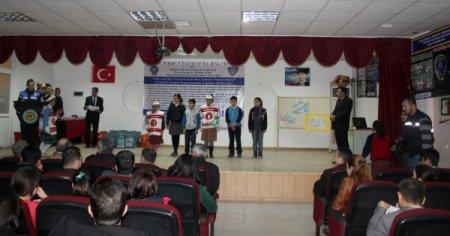 Birecik İlçe Emniyet Müdürlüğü'nün projeleri büyük beğeni topladı