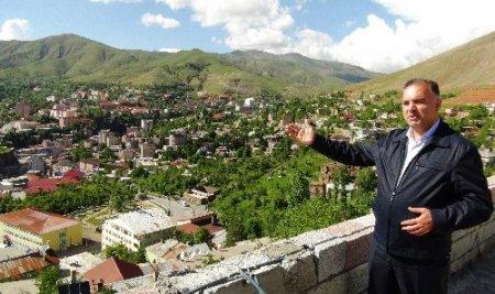 Bitlis sil baştan yeniden inşa ediliyor