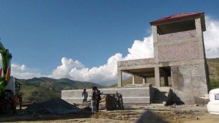 Bitlis'in seyir terası Ramazan ayına yetiştirilecek