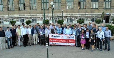 BUGİAD'dan işadamlaırna yönelik tanışma ve geliştirme zirvesi
