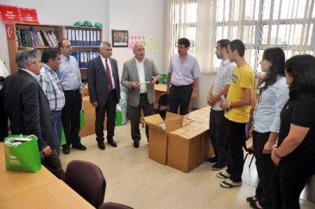 Bursa Kent Konseyi, Gaziantep Kent Konseyi'ni ağırladı