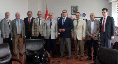 Bursa Valisi Harput ve iş adamlarından Kuzey Irak'a ekonomik gezi