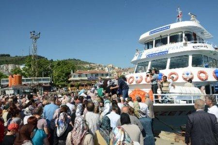 Bursa'da vatandaş 'mavi tur' sayesinde denizle buluşacak