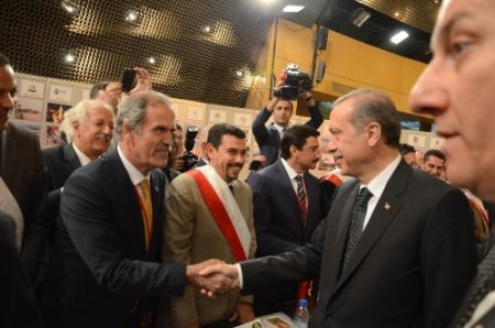Bursa'ya Tunus'tan kardeş geldi