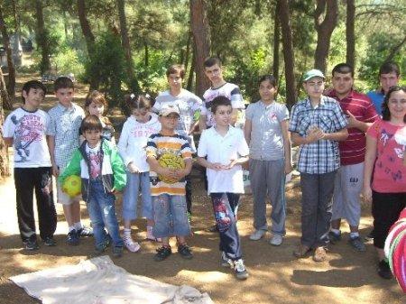 BUSEDER'den otizmli çocuklar için piknik