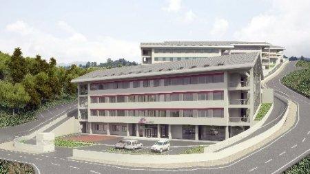 Çağrı Koleji yeni eğitim öğretim yılında yeni binasına kavuşuyor