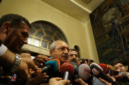 Çalışan Gazeteciler Günü sebebiyle resepsiyon düzenlendi