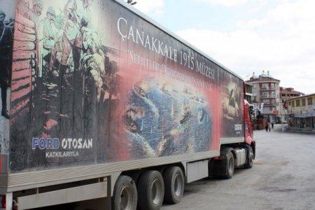 Çanakkale Şehitleri Müzesi İzmire Geliyor haberi