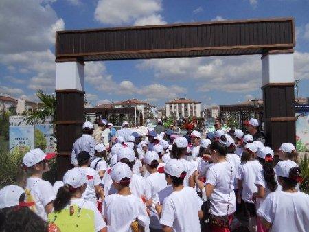 Çevre Eğitim Parkı'nı, 2 yılda 15 bin öğrenci gezdi
