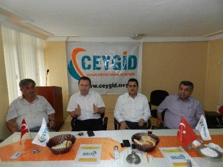 Ceyhan'da STK'lar 'İstişare Kurulu' için bir araya geldi